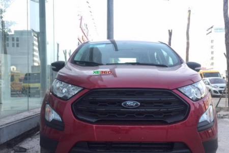 Ford Ecosport Ambiente MT 2018