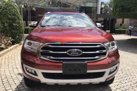 Ford Everest 2.0 Trend 2018